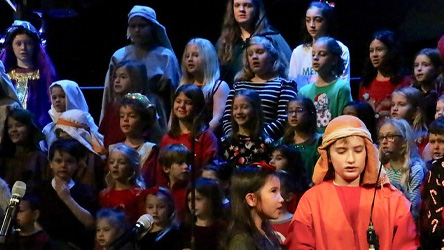 Children's Choir Christmas Musical